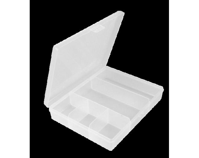 Коробка для мелочей Bk19-01 (5 секции, 190х150х40mm)