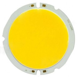 светодиод Белый теплый COBRA 10W 300mA 30-36V 800 Lm