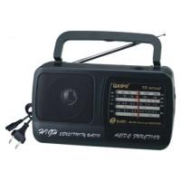 Радиоприемник KIPO KB-409AC (от сети, от батареек)