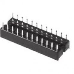 Панель для микросхем PIN24 узкая (SCS-24)