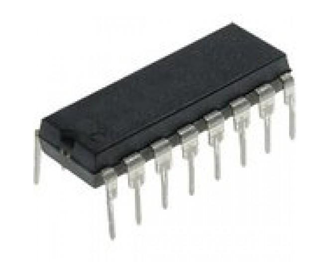 Микросхема К176ПУ3 (HCF4010, CD4010)