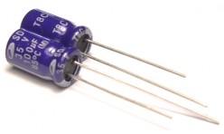 Конденсатор 100mkF x 35V 105*C комп.