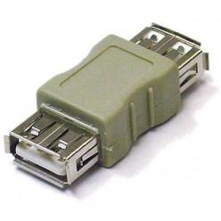 Соединитель Гнездо USB - Гнездо USB
