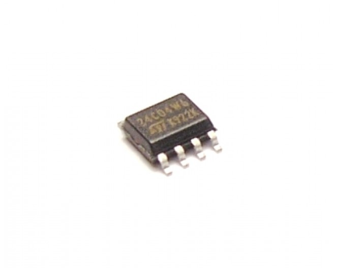 Микросхема AT24C04smd