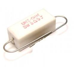 Резистор 3,9R - 5Wt