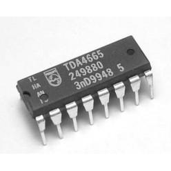 Микросхема TDA4665 (174 ХА 27)