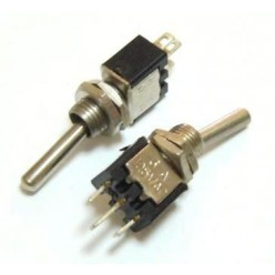 Тумблер 3 PIN (ON-OFF) 250V 2A SMTS-102 (4976)