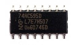 Микросхема 74HC595D