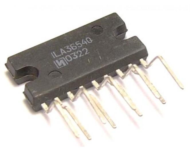 Микросхема ILA3654AQ(Q) (TDA3654Q)