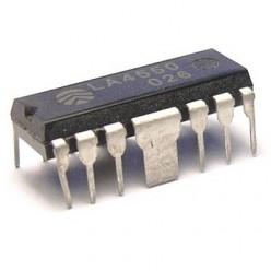 Микросхема LA4550