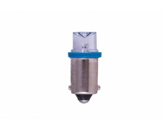 Автомобильная светодиодная лампа BA9S, 1pcs Синяя