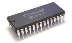Микросхема К174ХА33 (TDA3505)