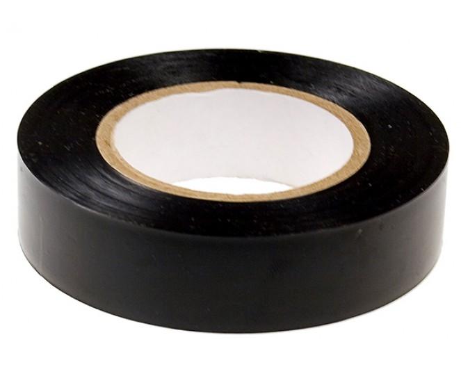 Изолента импорт. 0,13x19x25mm черная