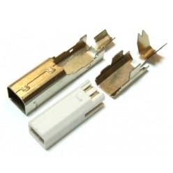 Штекер USB BM (3749) на провод для принтера