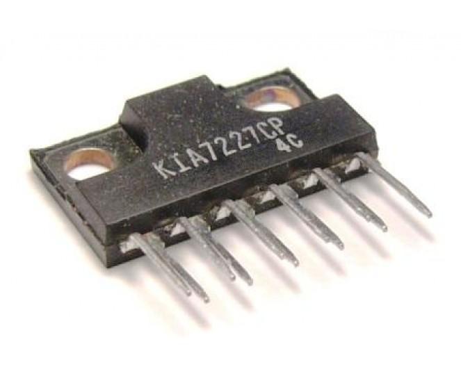 Микросхема KIA7227CP (TA7227P)