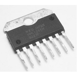 Микросхема mPC1241H