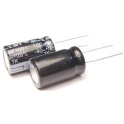 Конденсатор 100mkF x 100V