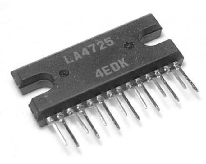 Микросхема LA4725