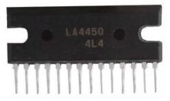 Микросхема LA4450 (LA4451)