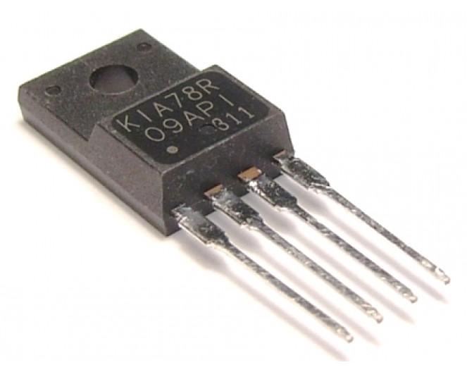 Микросхема KA78R09CTU