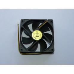 Вентилятор 24V 120x120x25 подш. Gembird D120BT-24AS3