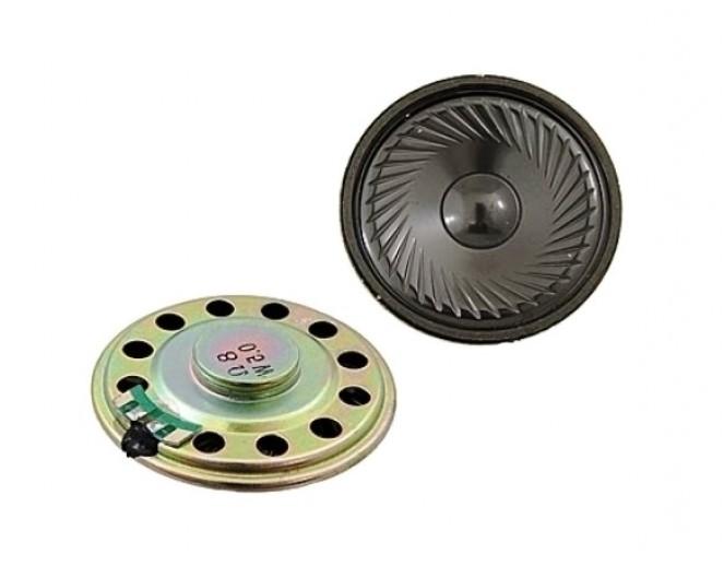 Динамик 8 Ом 1Вт (0,5W) (30mm) LCD