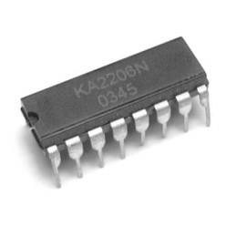 Микросхема KA2206N