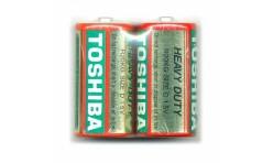 Батарейка R20 (373 элемент) Toshiba
