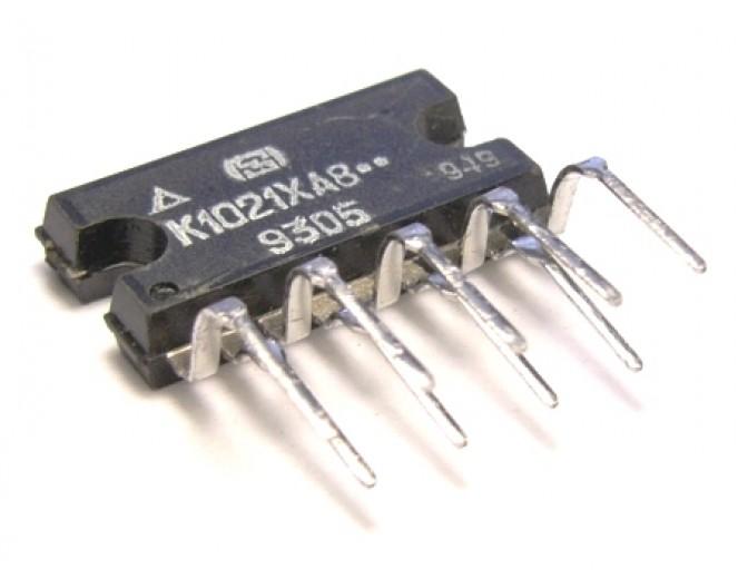 Микросхема К1021ХА8А (1021ХА5)