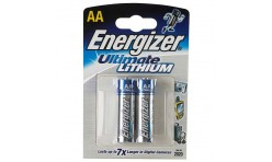 Батарейка R6-AA (316 элемент) Energizer Lithium Ultimate