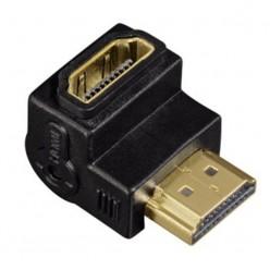 Переходник Штекер HDMI - Гнездо HDMI угловой