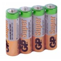 Батарейка R6-AA (316 элемент) GP Alkaline