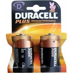 Батарейка R20 (373 элемент) Duracell Alkaline