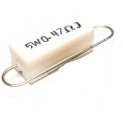 Резистор 0,47R - 5Wt