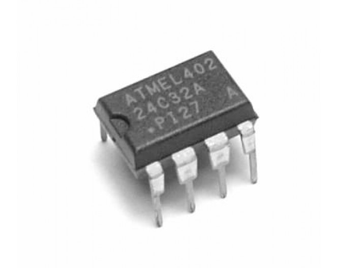 Микросхема AT24C32-WBN6P