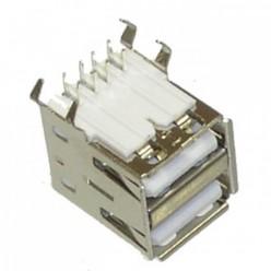 Гнездо USB AF двойное (3114)