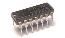 Микросхема К176ЛА8
