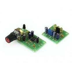 Радиоконструктор K227 (устройство звукового сопровождения по ИК каналу)