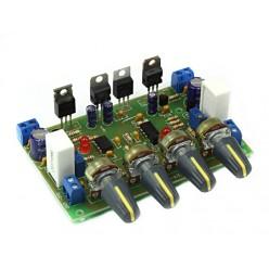 Радиоконструктор K234 (лабораторный двухполярный блок питания)