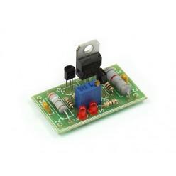 Радиоконструктор K238 (зарядное устройство для литиевых аккумуляторов)
