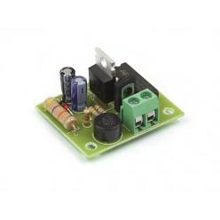 Радиоконструктор K244 (блок выключения света с временной задержкой)