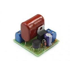 Радиоконструктор K257 (бестрансформаторный стабилизатор напряжения)