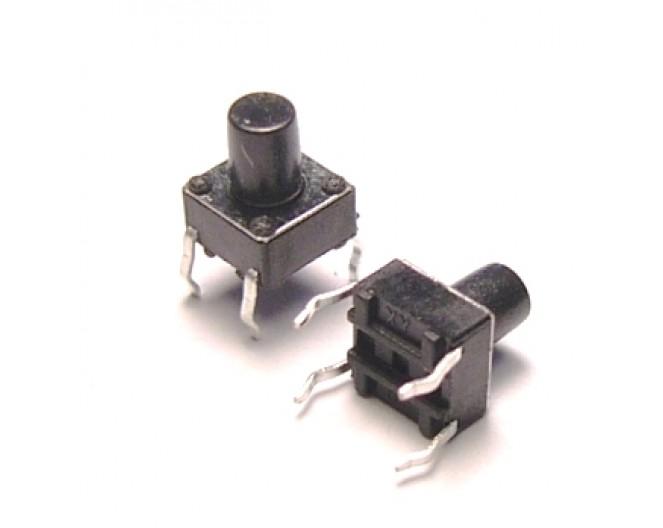 Кнопка тактовая 6x6x6