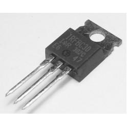 Транзистор IRFBC30 (BE30; BC40; BUZ90A)