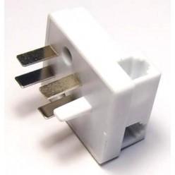 Вилка телефонная универсальная APT-009Б