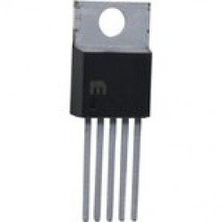 Микросхема LM2575T-ADJ