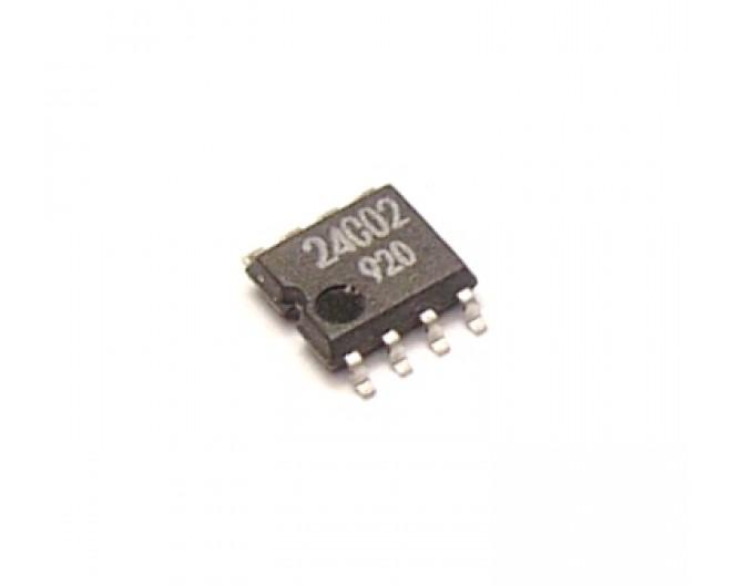 Микросхема AT24C02N-10SC-2.7 smd