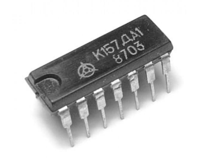 Микросхема К157ДА1