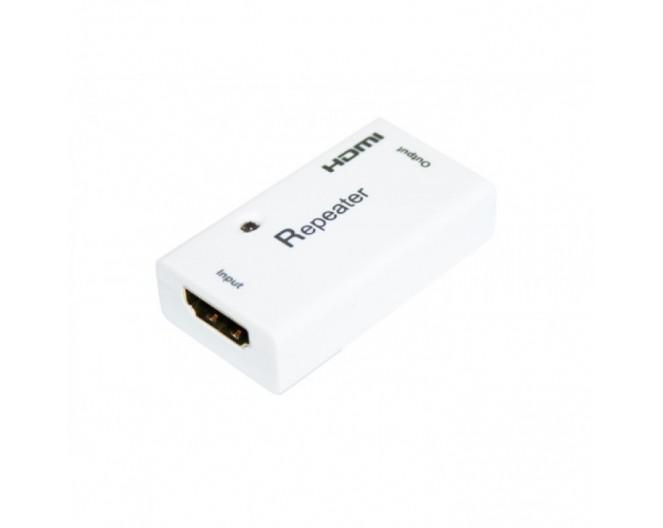HDMI удлинитель HR-111R (активный,усиливает сигнал)