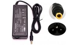 Зарядное устройство для ноутбука 19V 3,16A для ноутбука SAMSUNG (разъем 5,5x3,0)